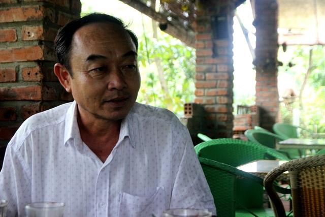 Ông Nguyễn Văn Khoa – nguyên Phó Chủ tịch huyện Núi Thành