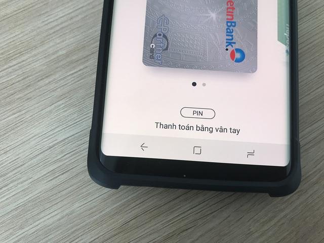 Dùng thử Samsung Pay tại Việt Nam: Nhanh và khá tiện - 4
