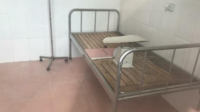 Phung phí phòng khám đa khoa nơi huyện nghèo biên giới xứ Nghệ! - 9