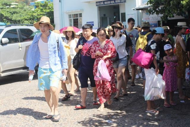 Khách quốc tế đến Nha Trang - Khánh Hòa vào thời điểm tháng 9/2017