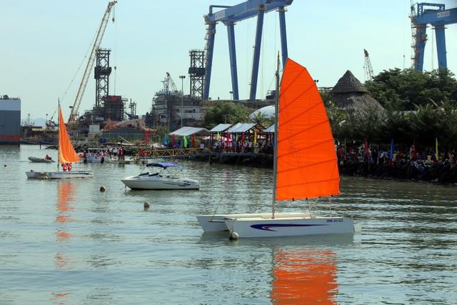 Hấp dẫn giải đua thuyền buồm Vũng Tàu Marina Sailing Cup 2017 - 3