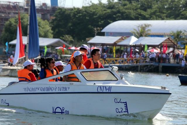 Hấp dẫn giải đua thuyền buồm Vũng Tàu Marina Sailing Cup 2017 - 6