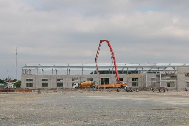 Cụm công nghiệp Gia Vân do Công ty Thiên Phú làm chủ đầu tư xây dựng, thiếu ĐTM nhưng vẫn cho các nhà đầu tư thứ cấp vào xây dựng nhà xưởng, công ty để sản xuất.