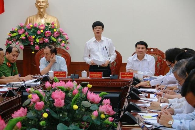 Chính quyền tỉnh Thanh Hóa xử lý vụ 1 thửa đất cấp 4 sổ đỏ kiểu bao biện, có dấu hiệu bao che cho việc làm sai trái của cán bộ thành phố Thanh Hóa, quyết đẩy gia đình ông Chung ra tòa tìm công lý.