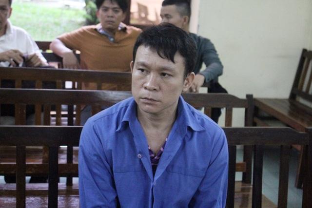 Bị cáo Đến lãnh 4 năm tù.