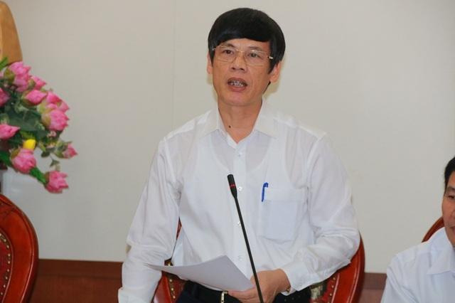 Ông Nguyễn Đình Xứng - Chủ tịch UBND tỉnh Thanh Hóa.