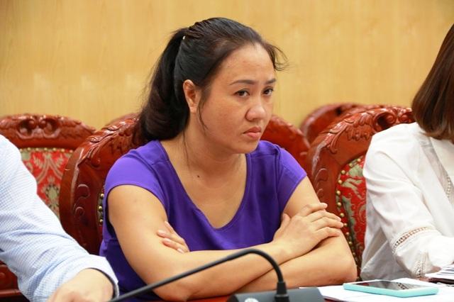 Hành vi của bà Nguyễn Thị Cúc là lừa đảo nhưng đến nay vẫn chưa bị truy cứu trách nhiệm hình sự.