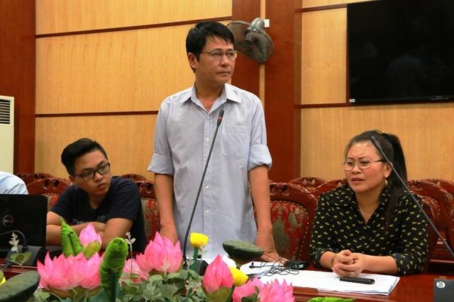 Gia đình ông Chung bà Kỳ bức xúc trước cách giải quyết của cơ quan chức năng tỉnh Thanh Hóa.