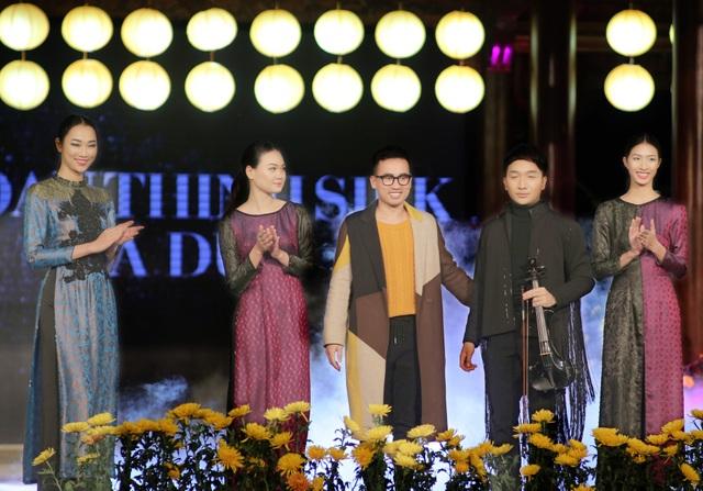 Cựu BTV Diệp Anh bất ngờ xuất hiện cùng diva Thanh Lam trong đêm lụa Bảo Lộc - 7