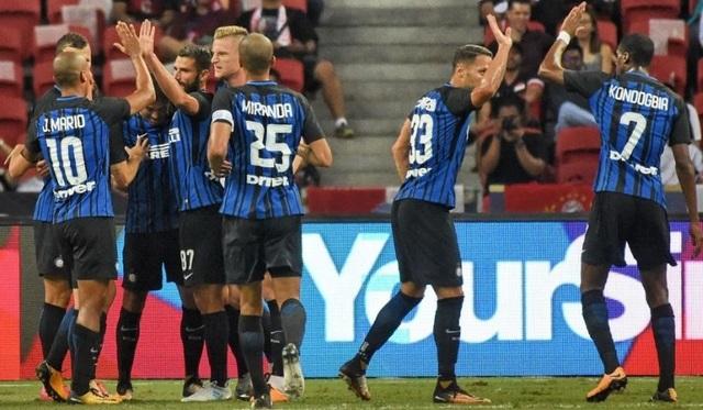 Inter giành chiến thắng trước Bayern Munich