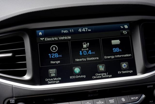 Hyundai Ioniq - Đối thủ tiềm năng của Toyota Prius - 7