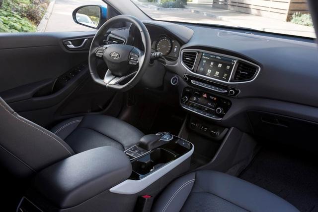 Hyundai Ioniq - Đối thủ tiềm năng của Toyota Prius - 5