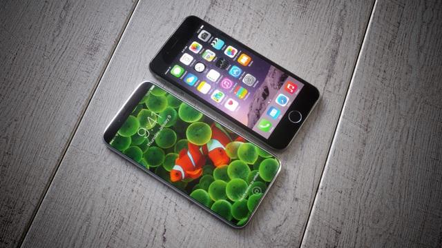 iPhone 8 đang là chiếc điện thoại được trông chờ nhất hiện nay.