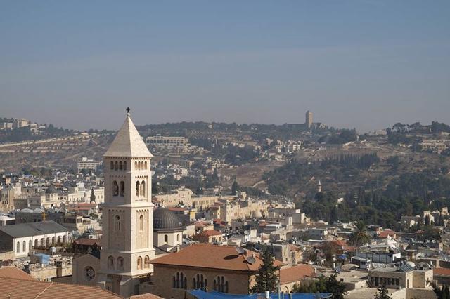 Thành phố cổ của Israel