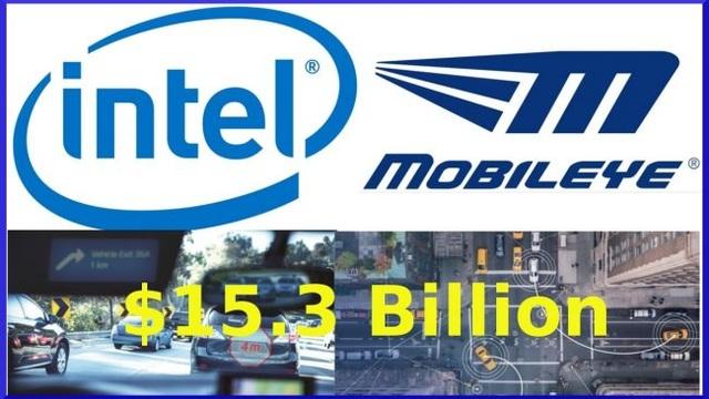 Intel gây chấn động khi đầu tư vào công nghệ xe tự lái - 1