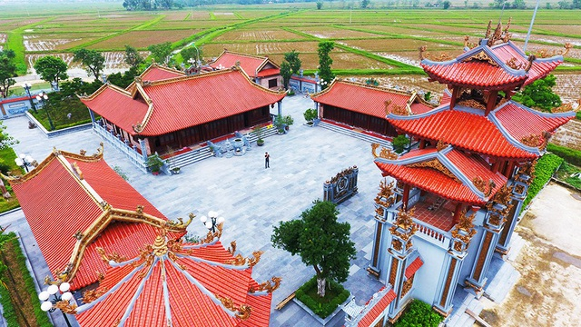 Choáng với khu nhà thờ họ 100 tỷ đồng ở Nghệ An - 14