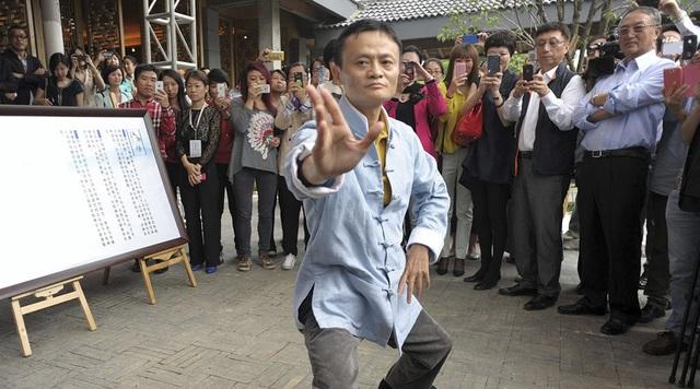 Tỷ phú Jack Ma. (Nguồn: China Daily)