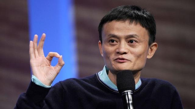 Chủ tịch kiêm Giám đốc điều hành Tập đoàn Alibaba, tỷ phú Jack Ma. (Nguồn: Tech In Asia)