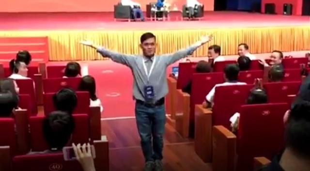 Anh hô vang Tôi, chúng tôi yêu Jack Ma