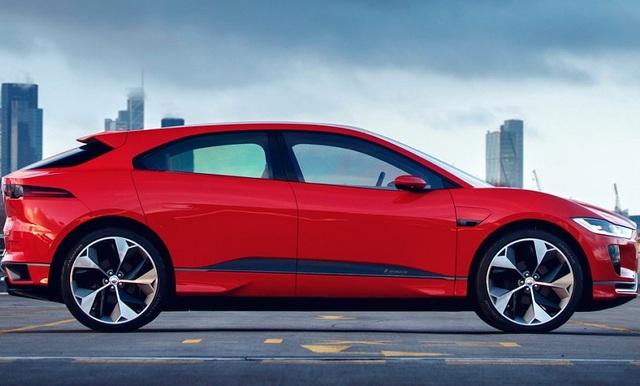 Xe thể thao chạy điện Jaguar I-Pace có gì đặc biệt? - 6