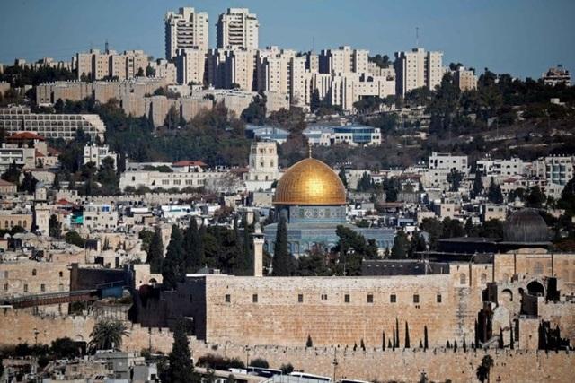 Thánh địa Jerusalem (Ảnh: Reuters)