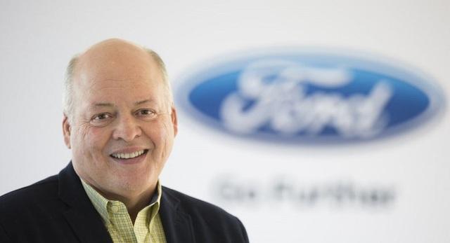 """Ford thay """"tướng"""" - 1"""