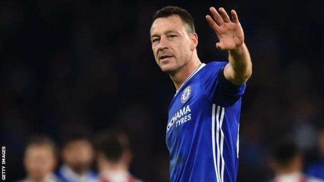 John Terry chính thức nói lời chia tay Chelsea