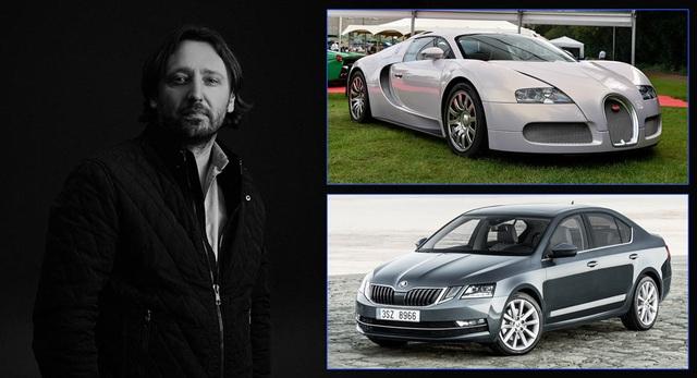 Nhà thiết kế Bugatti Veyron đầu quân cho BMW - 1