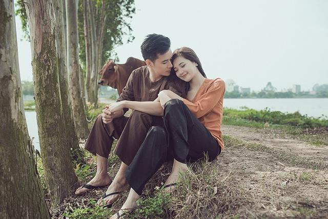 Những hình ảnh thanh bình này được chụp tại quê nhà Hưng Yên của Thu Hương.