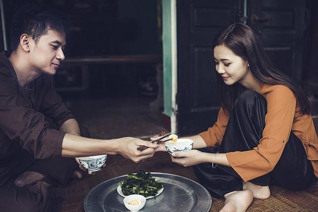 Thu Hương mong ước rằng cuộc sống sau này của hai vợ chồng là những chuỗi ngày ấm áp, sẻ chia và yêu thương lẫn nhau.