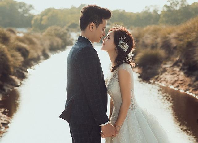 Một số hình ảnh khác của cặp đôi Vũ Văn Tuấn - Lê Thu Hương.