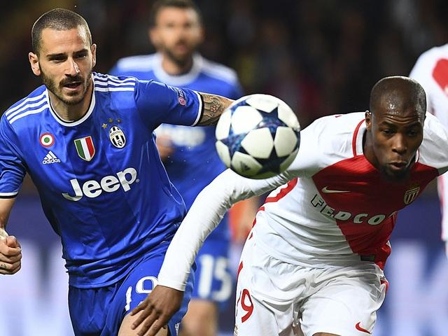 Monaco cũng đối diện với nhiệm vụ vô cùng khó khăn khi phải giành chiến thắng với cách biệt 2 bàn tại Turin (tỷ số từ 3-1 trở lên)