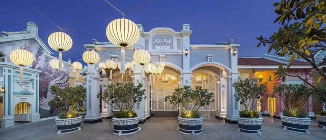 Chanterelle - Spa nằm trong JW Marriott Phu Quoc Emerald Bay Resort