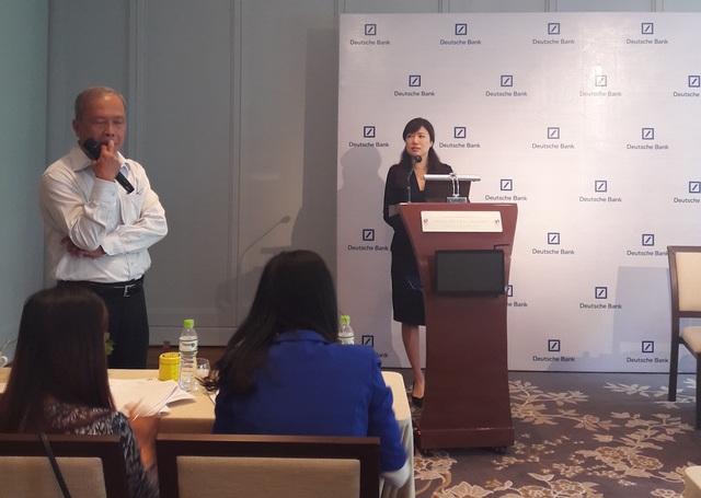 Chúng tôi cũng nhận thấy Việt Nam đang tiếp tục thực hiện kế hoạch cải tổ để nâng cao tiềm lực tăng trưởng trong dài hạn, bà Lee nhận định