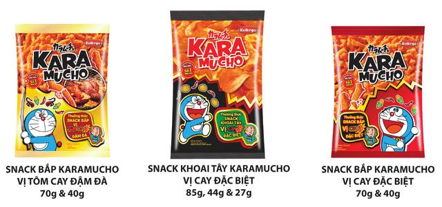 Snack cay Nhật đến Việt Nam - 1