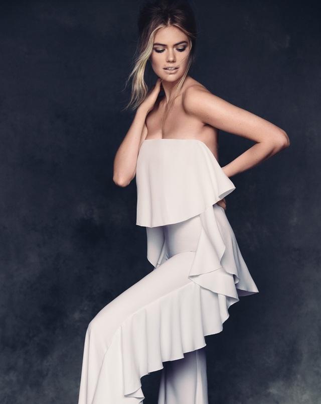 Kate luôn cuốn hút và gợi cảm trên các tạp chí thời trang.