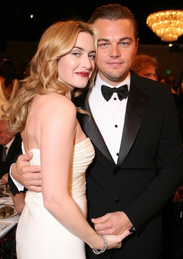 Kate Winslet khẳng định, giữa cô và Leonardo chưa bao giờ tồn tại tình yêu nam nữ.