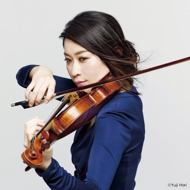 nghệ sĩ violon nổi tiếng của Nhật Bản - Kawakubo Tamaki sẽ đến Việt Nam để biểu diễn.