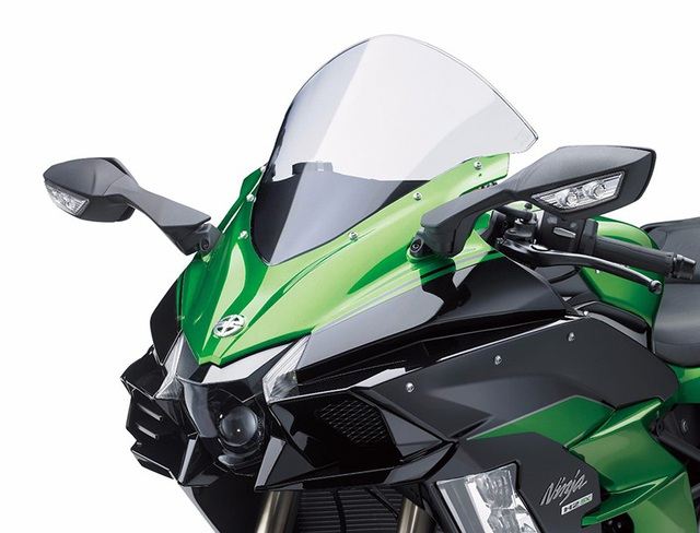 """Kawasaki H2 SX - Một mẫu Sport Tourer """"Đáng tiền"""" - 5"""