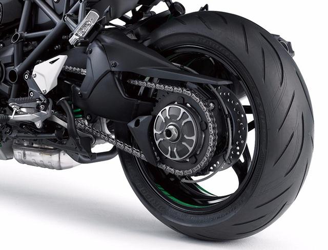 """Kawasaki H2 SX - Một mẫu Sport Tourer """"Đáng tiền"""" - 13"""