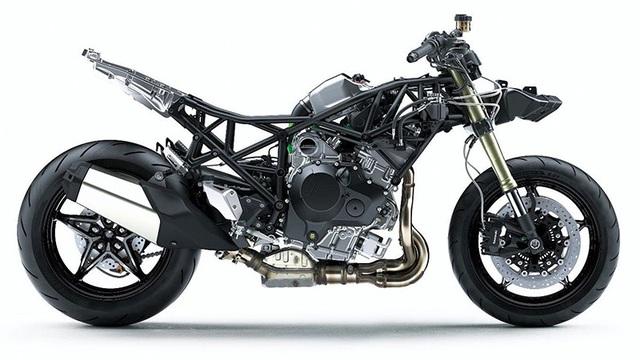 """Kawasaki H2 SX - Một mẫu Sport Tourer """"Đáng tiền"""" - 1"""
