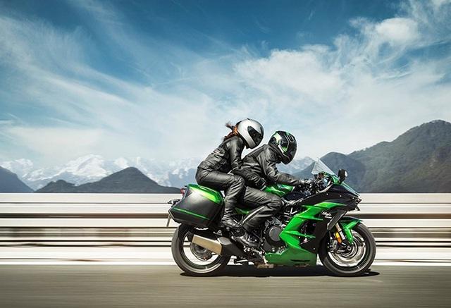 """Kawasaki H2 SX - Một mẫu Sport Tourer """"Đáng tiền"""" - 4"""