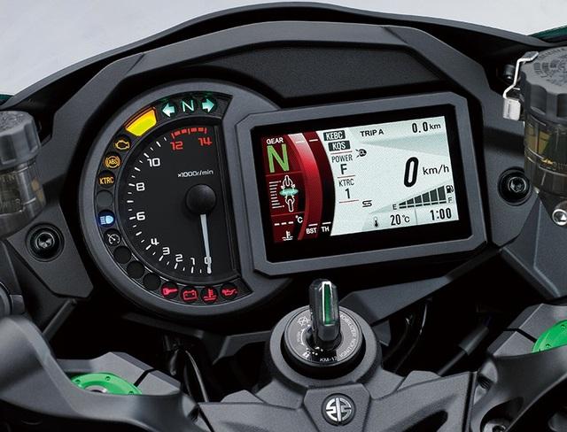 """Kawasaki H2 SX - Một mẫu Sport Tourer """"Đáng tiền"""" - 7"""