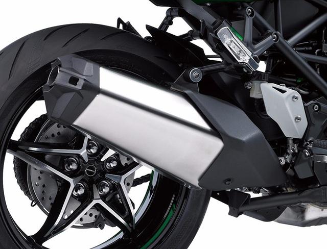"""Kawasaki H2 SX - Một mẫu Sport Tourer """"Đáng tiền"""" - 12"""