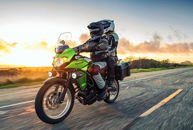 Kawasaki Versys-X 300 có giá từ 149 triệu đồng - 1