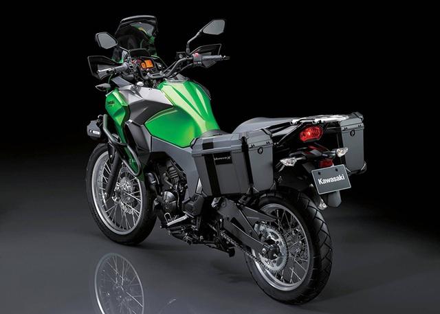 Kawasaki Versys-X 300 có giá từ 149 triệu đồng - 5