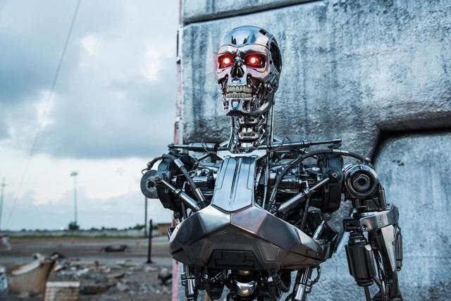 """Sự nổi dậy của những cỗ máy bất tử đã được tiên đoán trong bộ phim điện ảnh """"Kẻ hủy diệt"""" từ năm 1991."""
