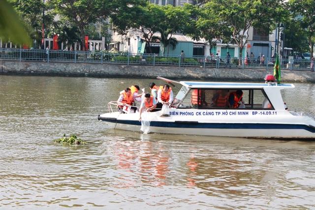 Dòng kênh Tàu Hũ - Bến Nghé được hồi sinh sau nhiều năm cải tạo