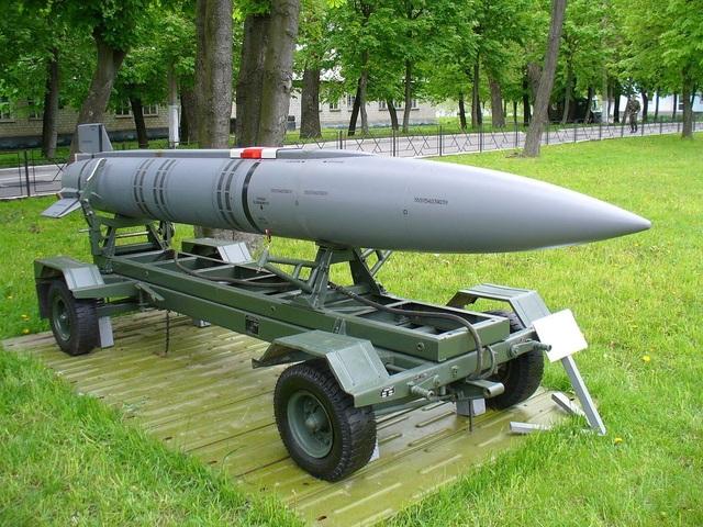 Tên lửa Kh-15. (Ảnh: Sputnik)