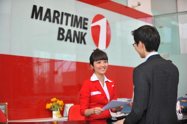 Maritime Bank: Lợi nhuận trước dự phòng bằng 2,8 lần năm 2015 - 1